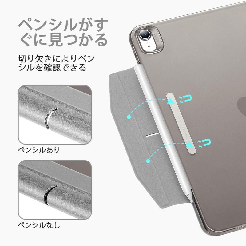 iPad Air 4 2028 Ascend Trifold Case