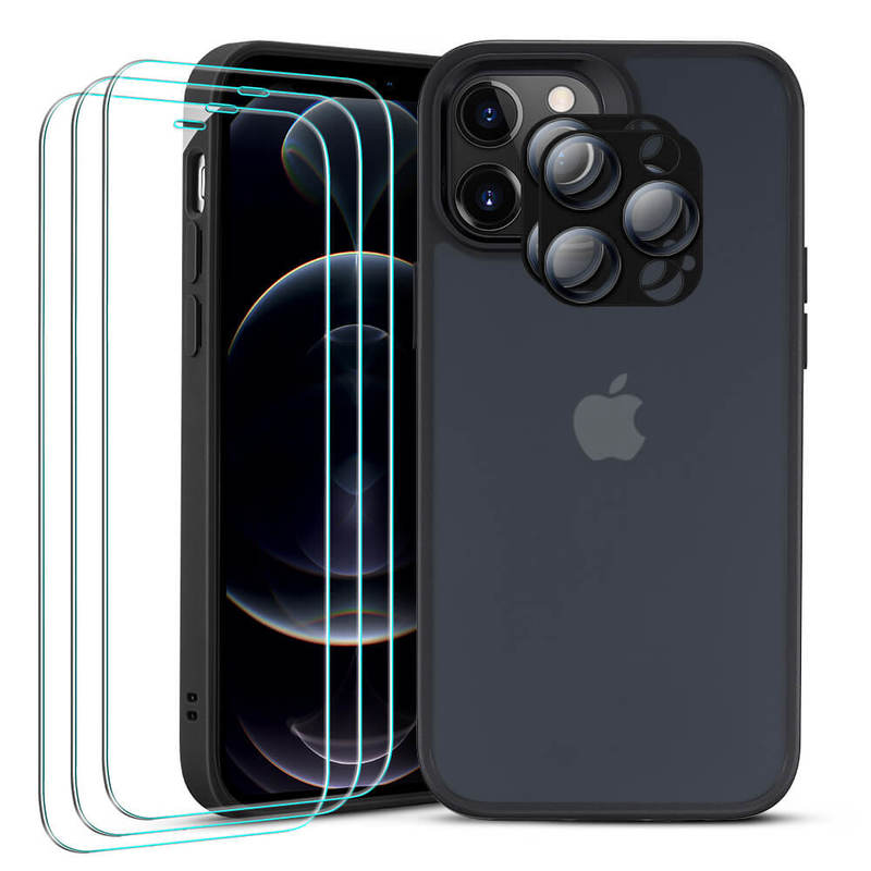 iPhone 12 Pro Full Protection Bundle 3 1
