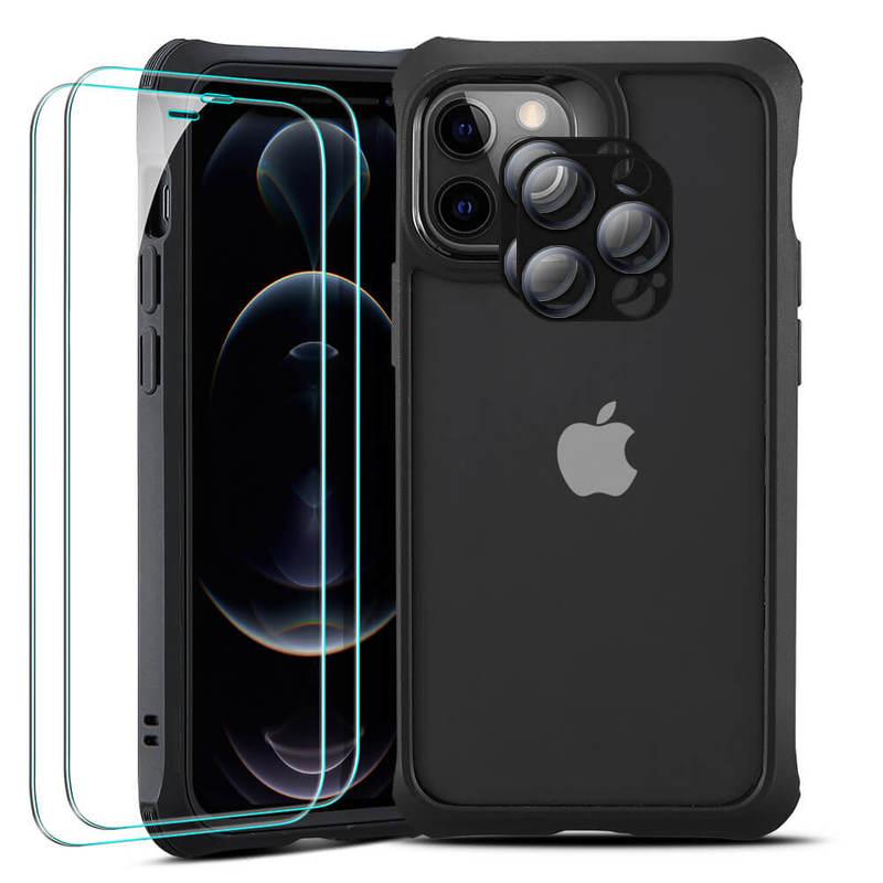 iPhone 12 Pro Heavy Duty Full Protection Bundle 1 1