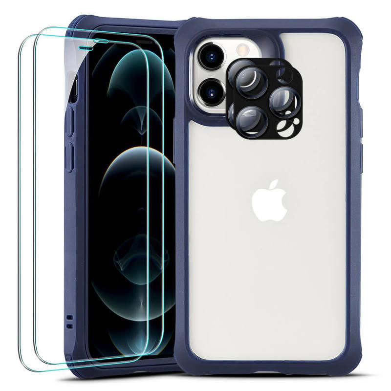 iPhone 12 Pro Heavy Duty Full Protection Bundle 2 1