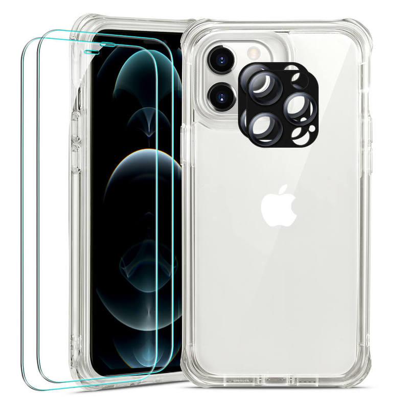 iPhone 12 Pro Heavy Duty Full Protection Bundle 3 1