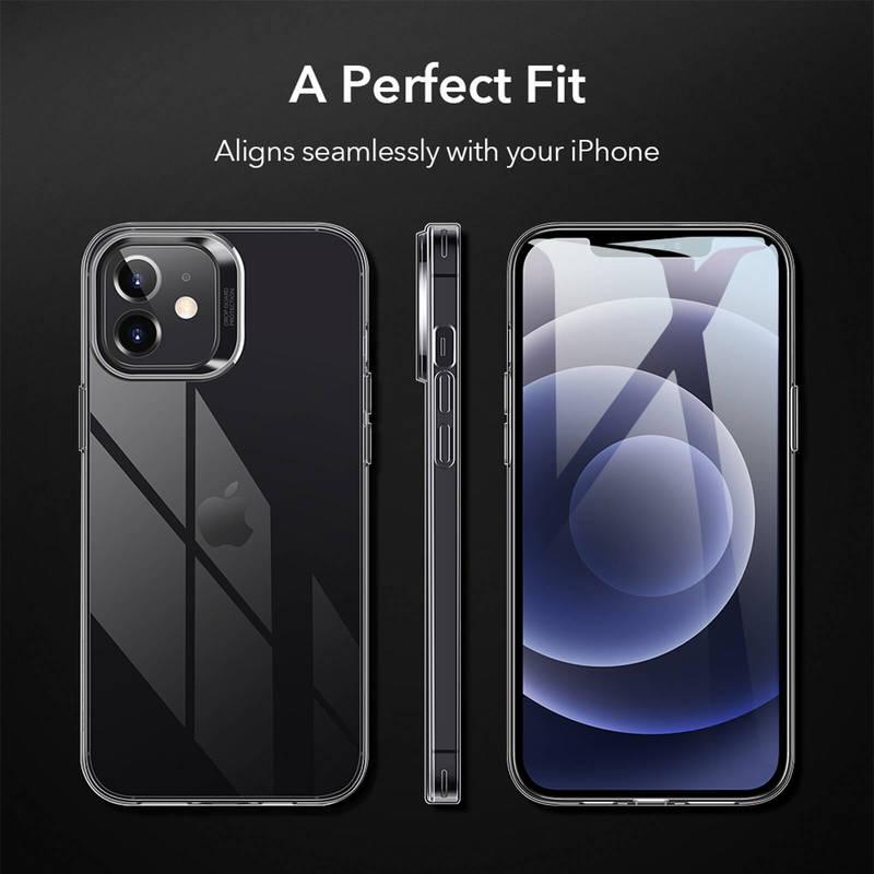 iPhone 12 mini Project Zero Slim Clear Case 1