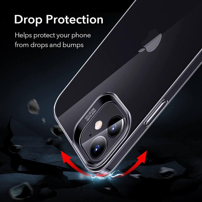 iPhone 12 mini Project Zero Slim Clear Case 2
