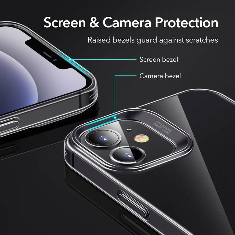 iPhone 12 mini Project Zero Slim Clear Case 8