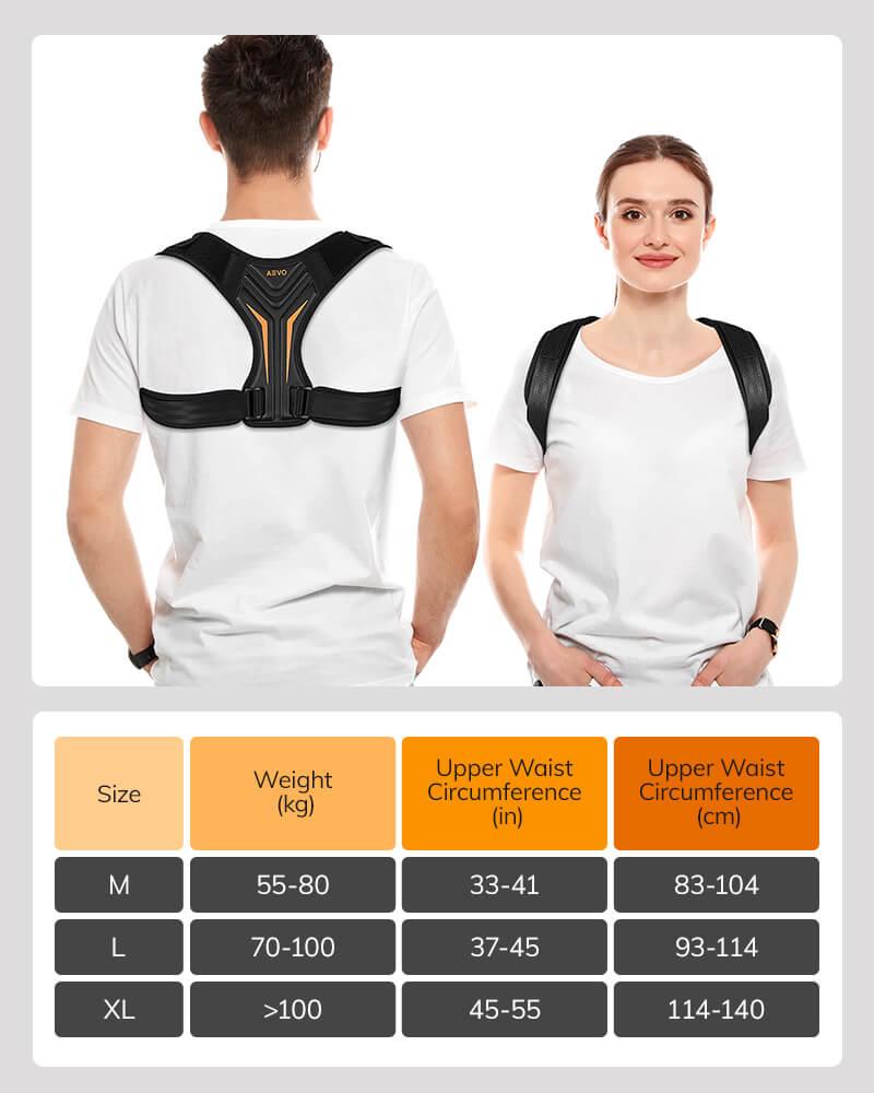 AEVO Compact Posture Corrector 7