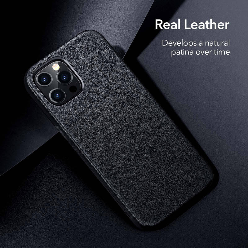 iPhone 12 Pro Max Metro Premium Leather Case 1 2
