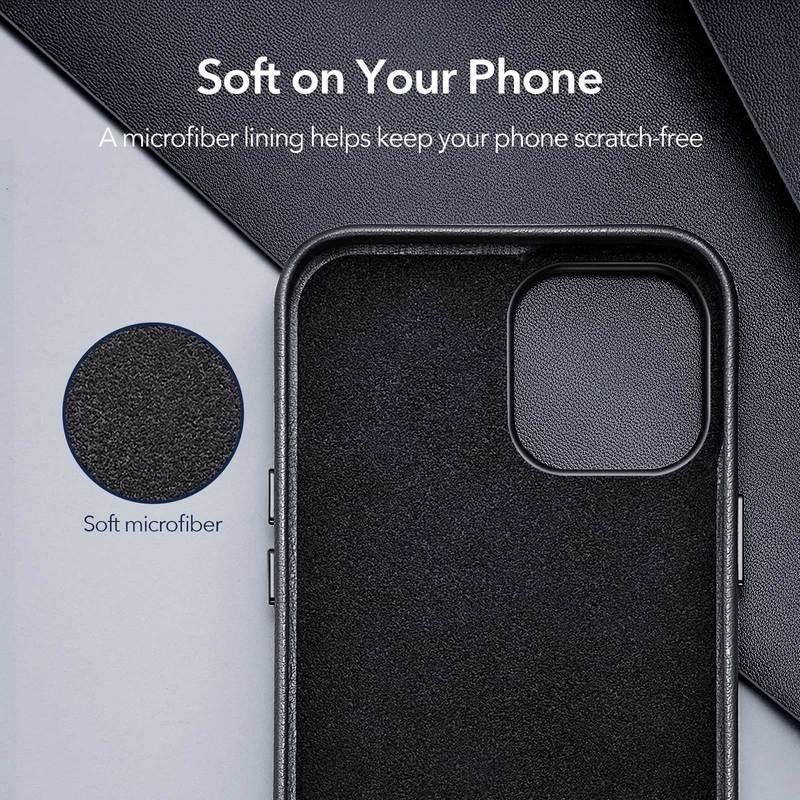 iPhone 12 Pro Max Metro Premium Leather Case 2 2