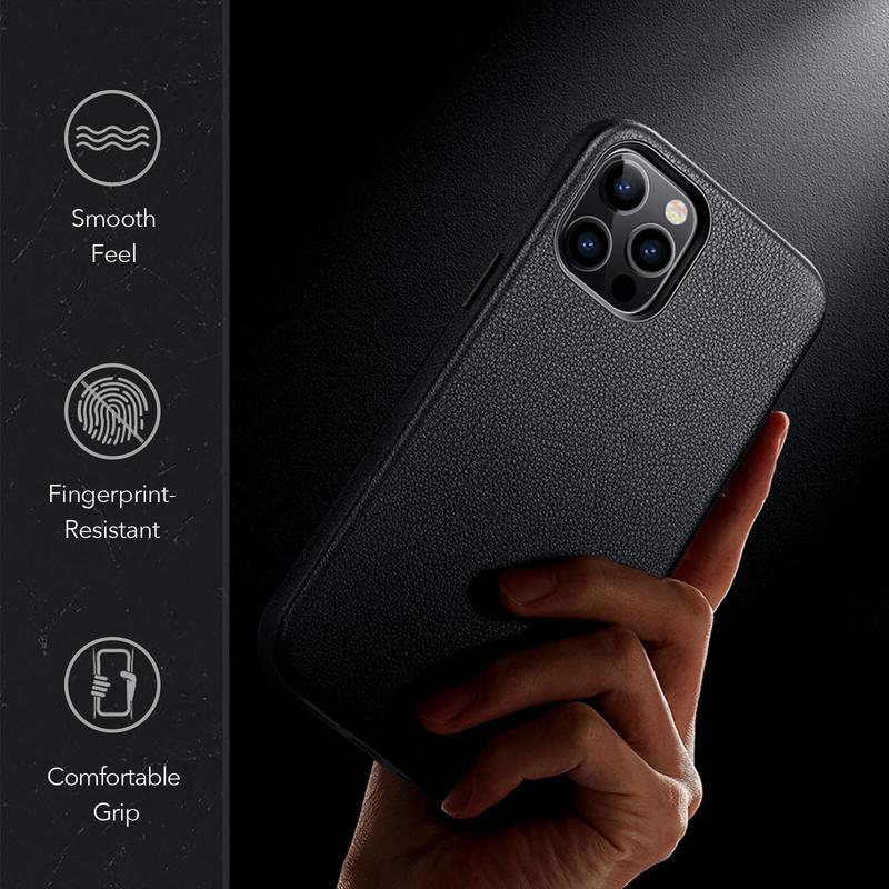 iPhone 12 Pro Max Metro Premium Leather Case 3 1