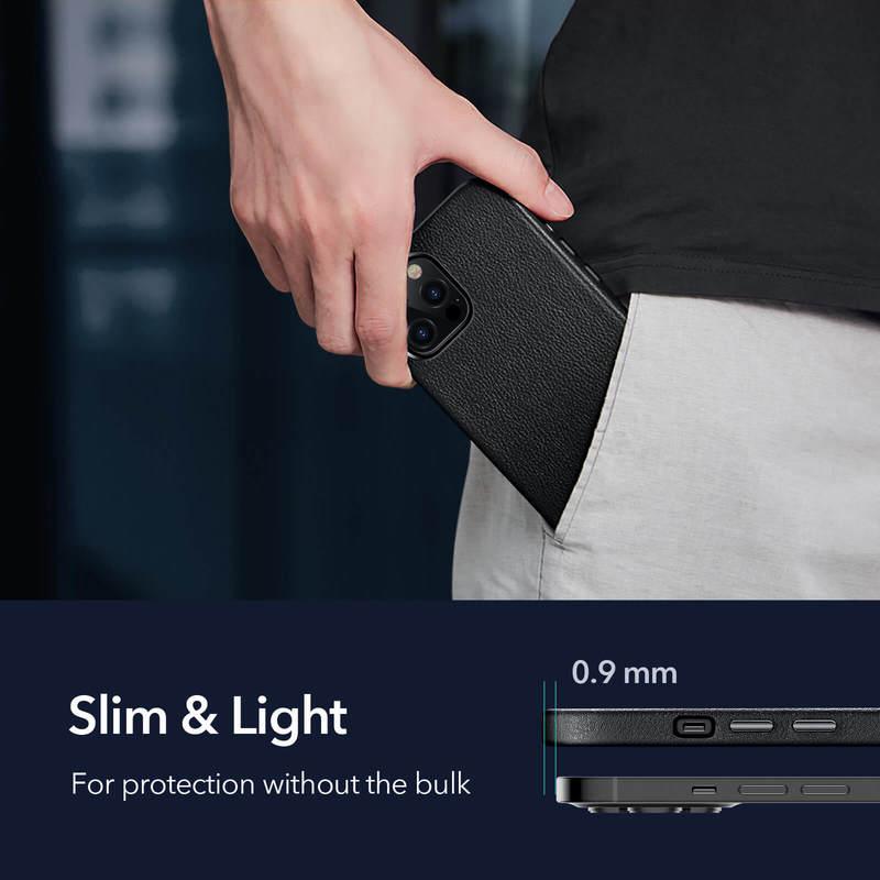 iPhone 12 Pro Max Metro Premium Leather Case 4 1