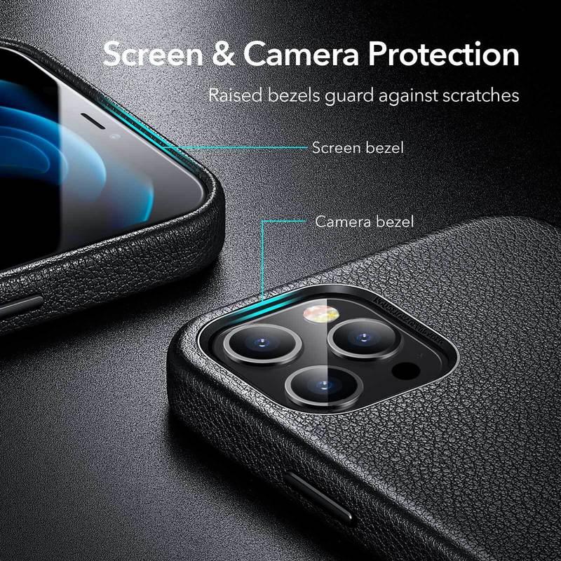 iPhone 12 Pro Max Metro Premium Leather Case 5 1