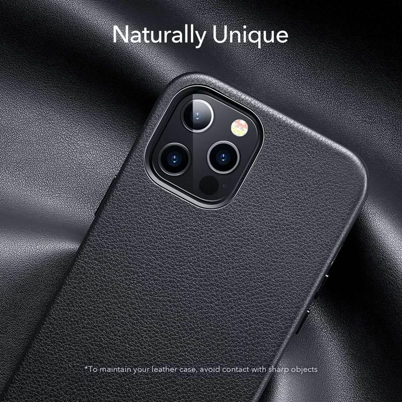 iPhone 12 Pro Max Metro Premium Leather Case 7