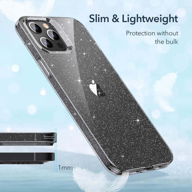 iPhone 12 Pro Shimmer Sparkly Slim Case 3