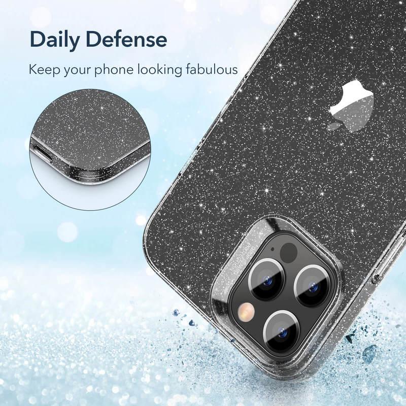 iPhone 12 Pro Shimmer Sparkly Slim Case 4