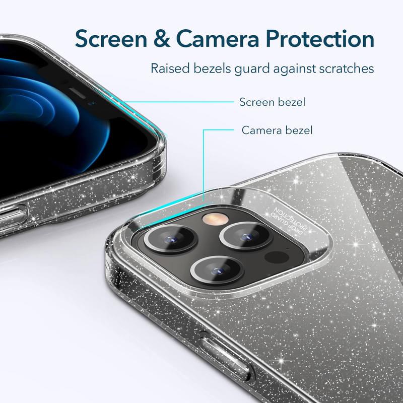 iPhone 12 Pro Shimmer Sparkly Slim Case 5