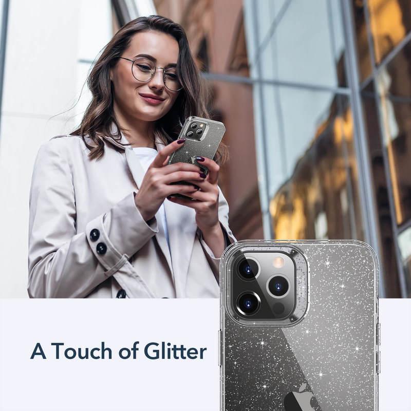 iPhone 12 Pro Shimmer Sparkly Slim Case 6