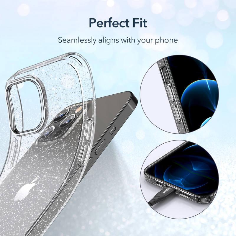 iPhone 12 Pro Shimmer Sparkly Slim Case 8