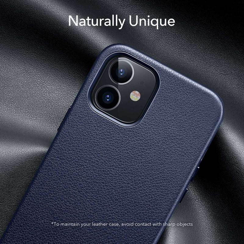 iPhone 12 mini Metro Premium Leather Case 4 1