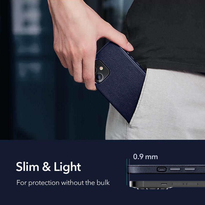 iPhone 12 mini Metro Premium Leather Case 7 1