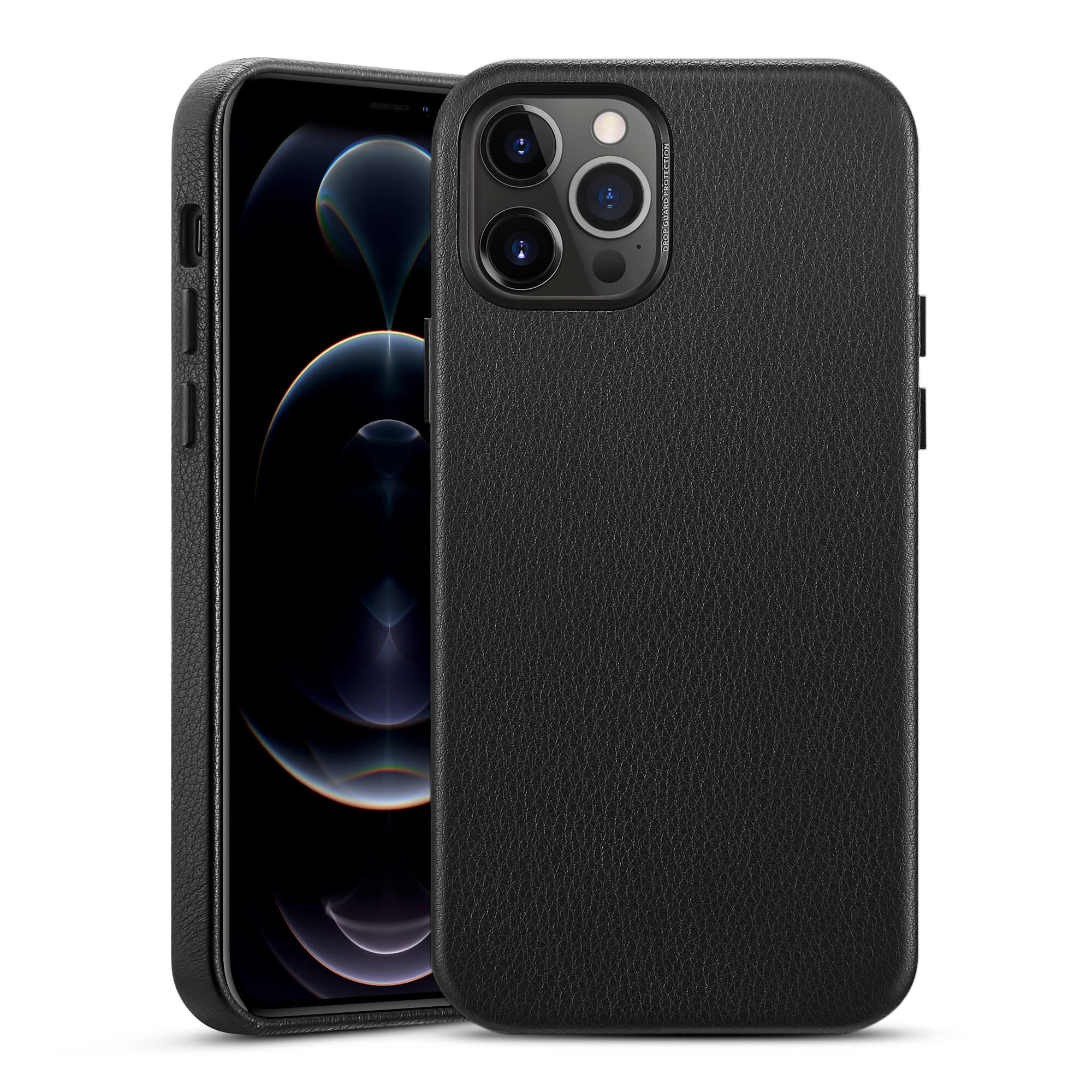 iPhone12 Pro Metro Premium Leather Case 1