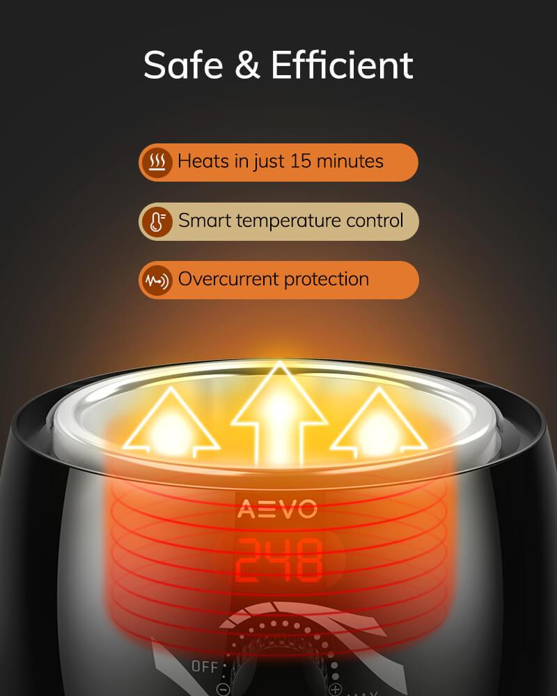 AEVO Home Waxing Kit 8