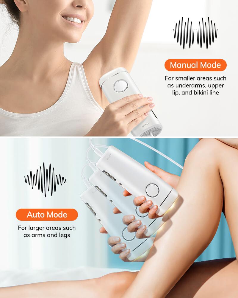 AEVO Jade IPL Hair Removal Machine 6