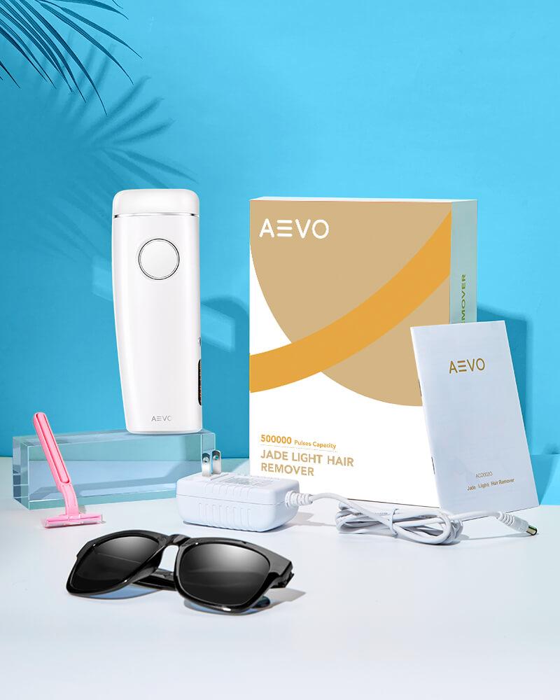AEVO Jade IPL Hair Removal Machine 8