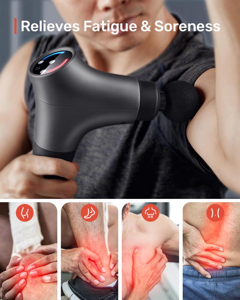 AEVO Muscle Recovery Massage Gun 2 1