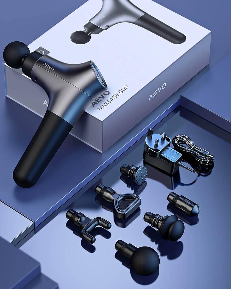 AEVO Muscle Recovery Massage Gun 2