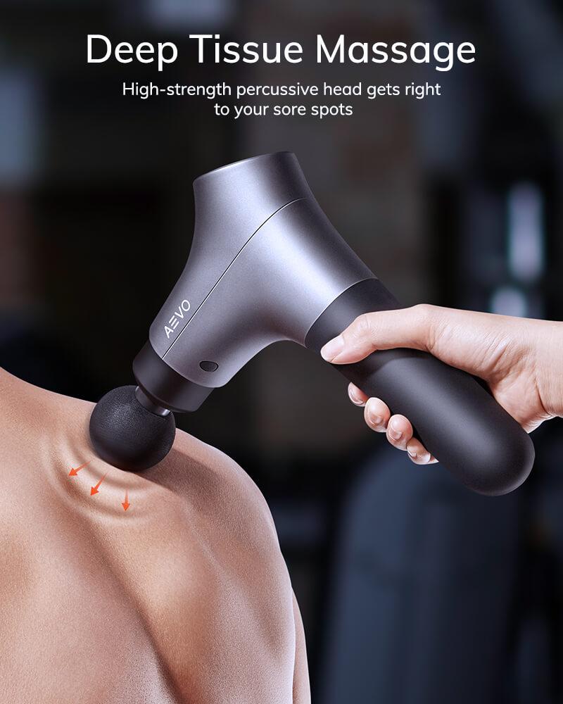 AEVO Muscle Recovery Massage Gun 5