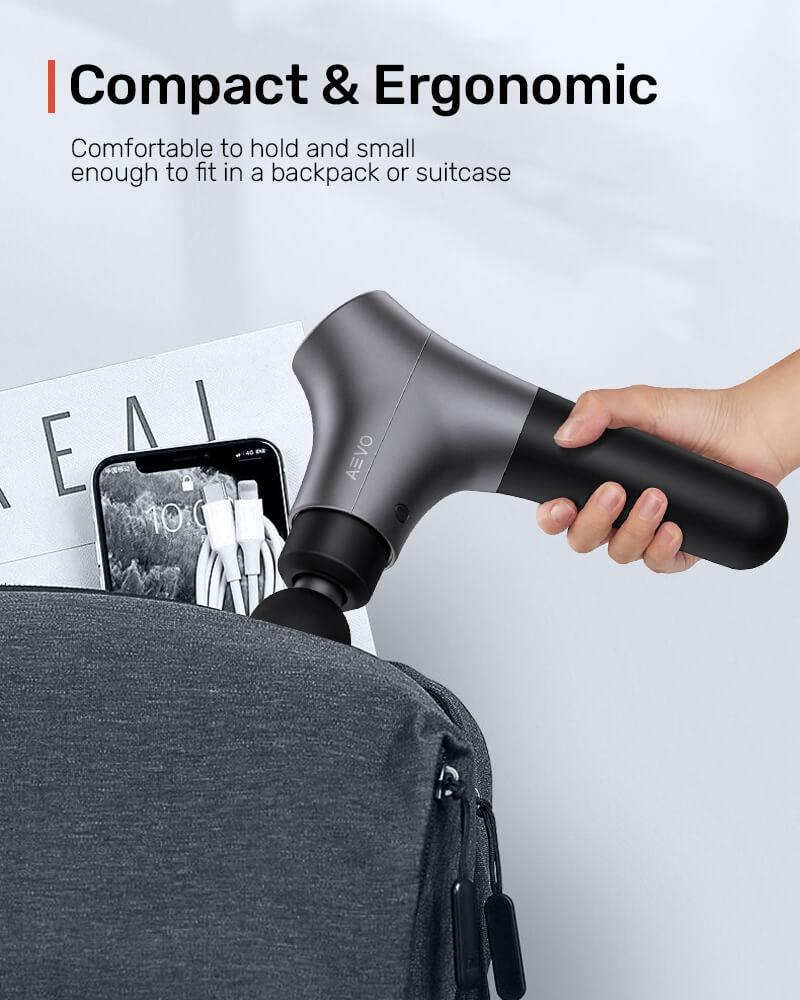 AEVO Muscle Recovery Massage Gun 6 1