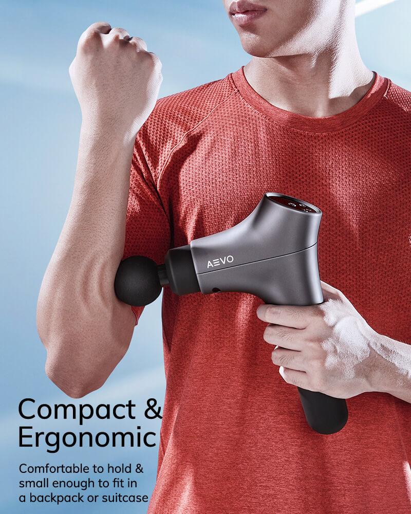 AEVO Muscle Recovery Massage Gun 7