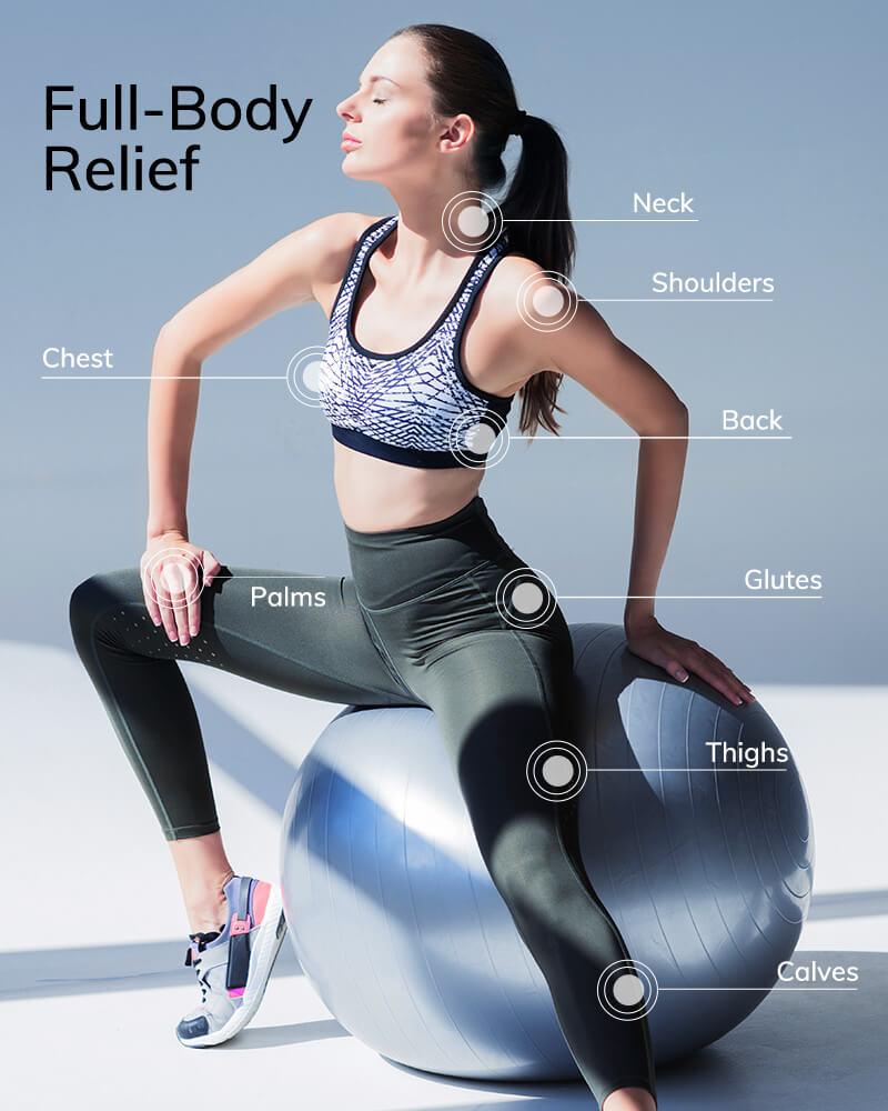 AEVO Muscle Recovery Massage Gun 8