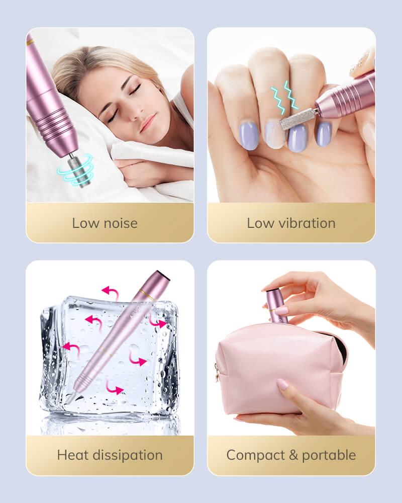 AEVO Electric Nail File Drill 5