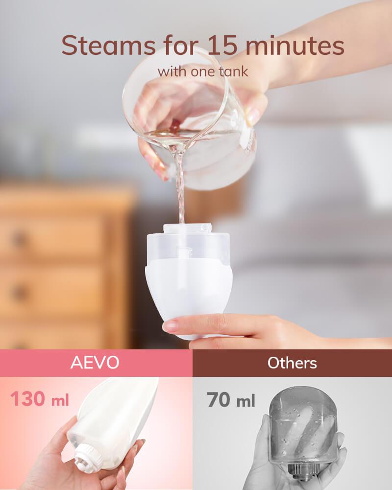 AEVO Home Spa Facial Steamer 5