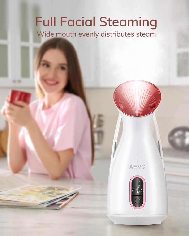 AEVO Home Spa Facial Steamer 6