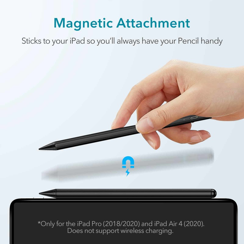 Digital iPad Stylus Pencil with Magnetic Attachment 6 1