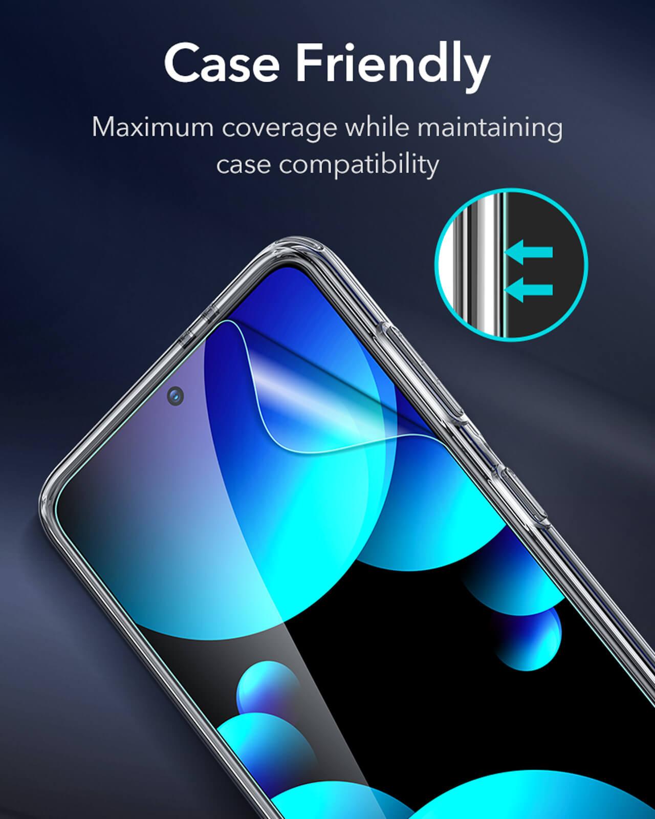 Galaxy S21 Liquid Skin Full Coverage Screen Protector 2 1