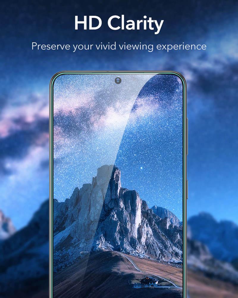 Galaxy S21 Liquid Skin Full Coverage Screen Protector 7
