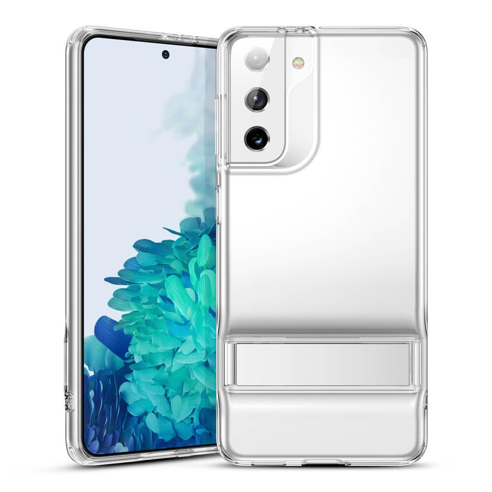 Galaxy S21 Metal Kickstand Phone Case 2 1