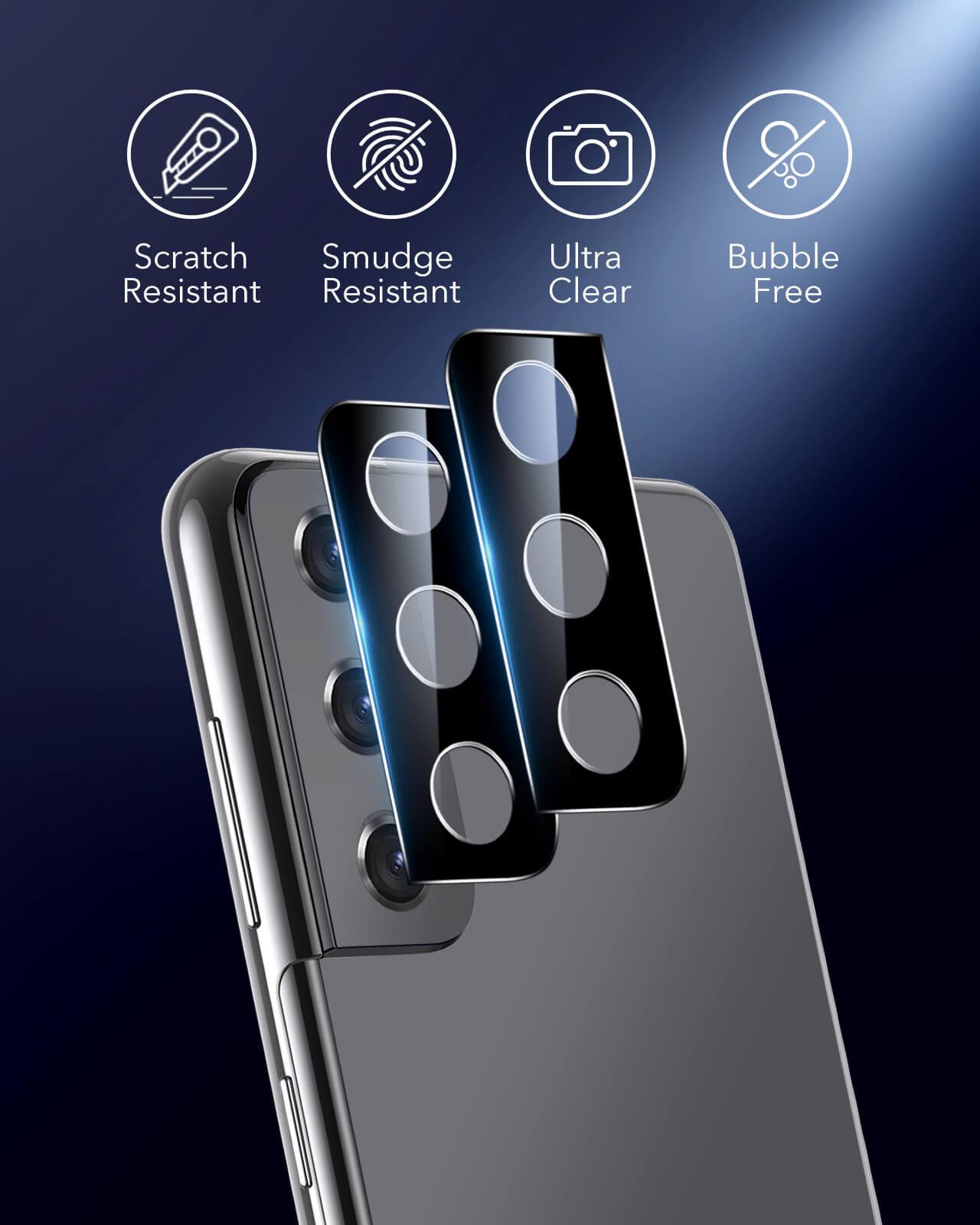 Galaxy S21 Phone Camera Lens Protector 6