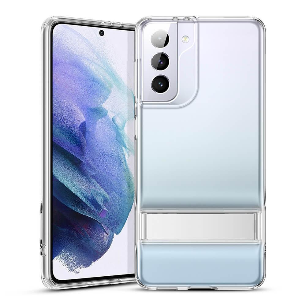 Galaxy S21 Plus Metal Kickstand Phone Case 2 3