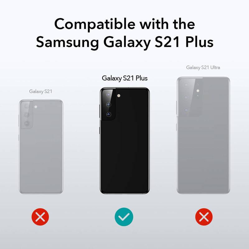 Galaxy S21 Plus Metal Kickstand Phone Case 5