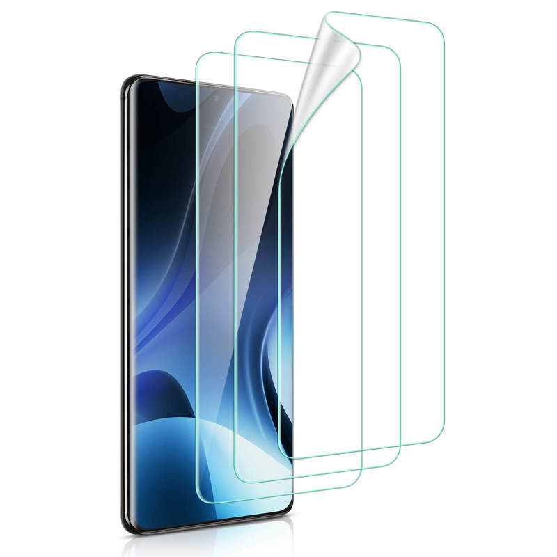 Galaxy S21 Ultra Liquid Skin Full Coverage Screen Protector 3