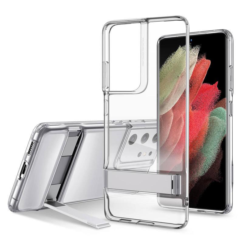 Galaxy S21 Ultra Metal Kickstand Phone Case 2 4