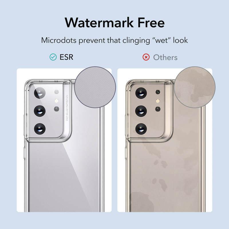Galaxy S21 Ultra Project Zero Clear View Slim Case 2 1