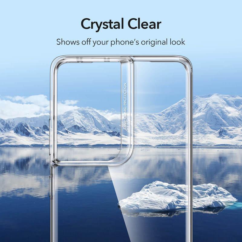 Galaxy S21 Ultra Project Zero Clear View Slim Case 7