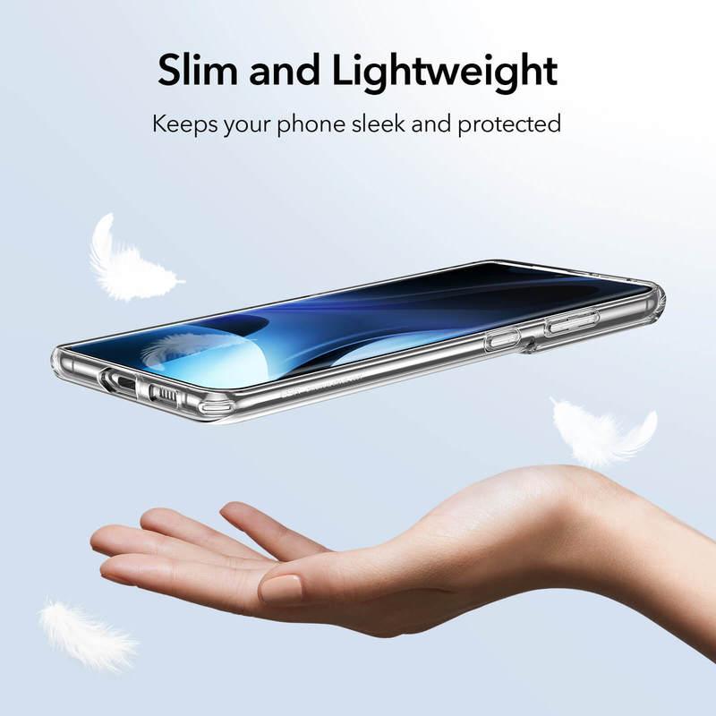 Galaxy S21 Ultra Project Zero Clear View Slim Case 8