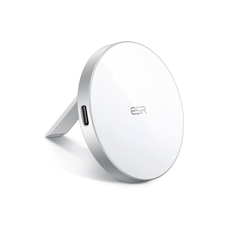 HaloLock Kickstand MagSafe Compatible Wireless Charger 10