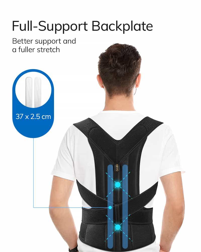 AEVO Back Brace Posture Corrector 6
