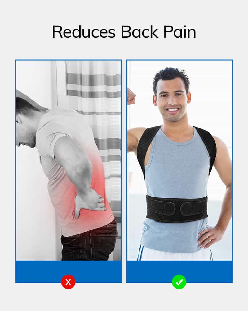 AEVO Back Brace Posture Corrector 9